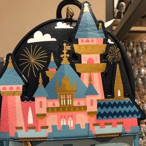 Limited edition Disneyland lounge fly backpack